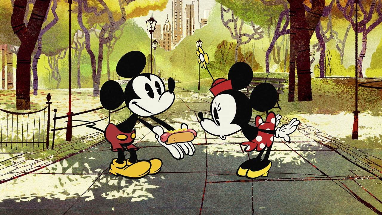 DISNEY MICKEY MOUSE (COMPILATION)