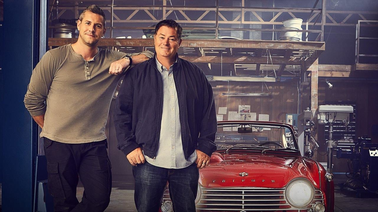Wheeler dealers  - Saison 15